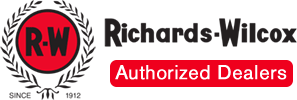 Richards Wilcox Doors Authorized Dealers Logo